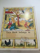 Walter Crane Book Plates from In The Night Nursery At Wightwick Manor
