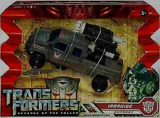 Transformers Voyager Class Revenge of the Fallen IRONHIDE New RARE