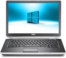 DELL NOTEBOOK LAPTOP E6420 Core i7  2,70 Ghz  128GB SSD 4GB  HDMI Win10