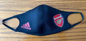 Adidas Arsenal Man U Juventus Munich Face Mask Cover Reusable/Washable FREE P&P