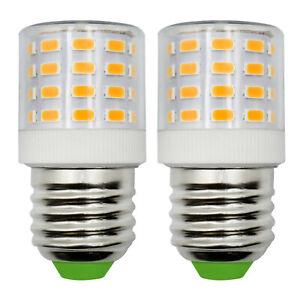 E26 E27 LED Bulb Lamp 110~265V 6W 48-5730SMD Refrigerator light Replace G45 bulb