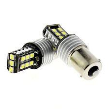 2pcs White 1156 15SMD Error Free LED Lights For Trun Signal/Reverse Car Light