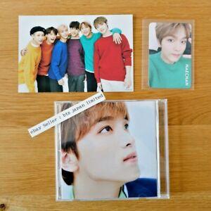 NCT DREAM OFFICIAL The Dream HAECHAN CD + Postcard + Photocard set NCT127