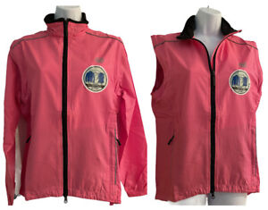 Brand New CANARI  Women's Radiant Elite Jacket hot pink size Small.