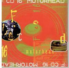 Motorhead, F CD 16; Rare 25 Track Interview CD