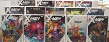 X MEN BLUE 1-14 MARVEL COMICS 2017 GREAT LOT