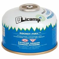 Olicamp Isobutane / Propane Fuel 100g - outdoor camping stove gas - NEW