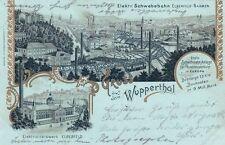 Mondschein Ansichtskarten vor 1914 aus Nordrhein-Westfalen