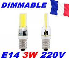 E14 LED Ampoule Lampe 220V 3W ( 30w ) LEDS 2508 Blanc chaud  ref r148