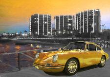 AUTOMOTIVE ART - PORSCHE 912 - LIMITED EDITION (25)