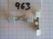 2x ALBEDO Ersatzteil Ladegut Schmutzfänger Kotflügel Scania 111 1:87 - 0963