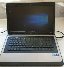 "HP 630 Core I3 2.53ghz 4gb 500GB HDMI Webcam 15.6"" Laptop Windows 10"