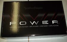 NEW ROCKFORD FOSGATE POWER T1500-1bdCP 1500 WATT MONO AMP TESTED @ 1920 WATTS