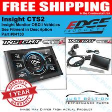 Edge 84130 Insight CTS2 Monitor Gauge Display OBD2 1996-2017 Cars & Trucks