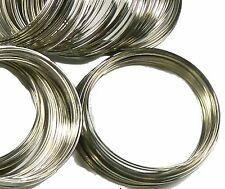 Rockin Beads Memory Beading Wire, Spring Steel, 2-1/4 Inch Bracelet 0.55-0.60mm