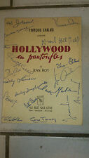 Hollywood en pantoufles - Jean Roy - ED; Au blé qui lève (1947)