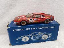 F.D.S.1/43 scale white metal Ferrari 308 GTB DAYTONA 1978 weathered finish