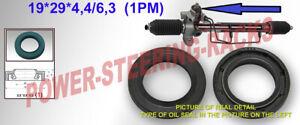 Oil seal  for steering racks HONDA ACCORD VI (CG), NISSAN ALMERA N16, NISSAN P12