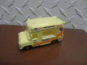 Loose Matchbox Yellow Ice Cream Van