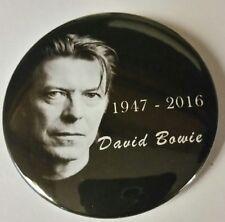 DAVID BOWIE -MUSICIAN MEMORIAL BUTTONS- MEMORABILIA-NEW!!