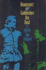 "TOM STOPPARD ""Rosencrantz & Guildenstern Are Dead"" SIGNED FIRST EDITION   Rare"