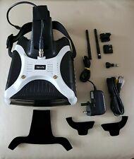 SJ-V01 FPV Goggles 5.8GHz 40CH HDMI / RC Racing Drone Quadcopter Plane Fatshark