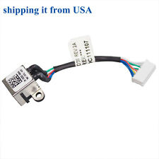 Dell Inspiron 17R 5720 7720 N5720 N7720 AC DC POWER JACK CABLE PLUG IN Cable SK