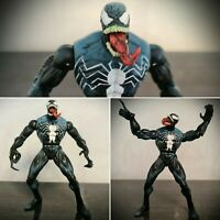 "Marvel Legends Spider-Man VENOM 7"" Action Figure Toy 2005 ToyBiz RARE"