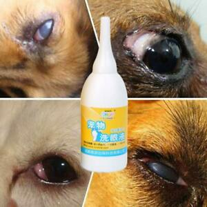 Pet Dog Cat Eye Drops Anti-Inflammatory Tear Stain  Conjunctivitis  Improve