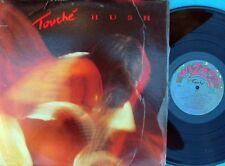 Hush ORIG OZ Promo LP Touche NM '77 Wizard ZL221 Glam Rock Hard Rock