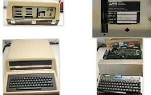 Museum Item Original Altair PCC ICOM Attache S# 100-000266 (tested to power on)