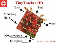 TinyTracker HD, Solar Tracker Controller Electronics, Single Axis 12V - 30VDC 8A