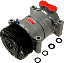 A/C Compressor and Clutch-Denso New WD Express 655 20006 122