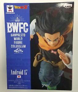 Banpresto Dragon Ball Z  World Figure Colosseum Vol 3 ANDROID 17 Figure