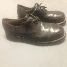 DOC MARTENS VINTAGE MODEL COMMANDO HYPER RARE SIZE US 11 SKINHEAD METAL PUNK GOT