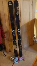 Volkl Gotama Skis touring set up backcountry