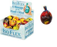1 Isoflex sensory stress reliever ball toy autism squeeze anxiety fidget