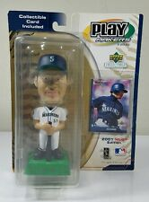 Seattle Mariners Bobble Head Ichiro Suzuki MLB Play Makers Upper Deck 2001