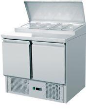 Vorbereitungskühltisch 900x700 - Zubereitungskühltisch  Pizzakühltisch Saladette