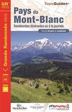 Reiseführer Gr Land - Land des Mont-Blanc. Edition Ffr 2016