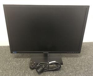 "Samsung S24C450BW 24"" Widescreen Business Monitor 1920 x 1200 VGA DVI #E4"