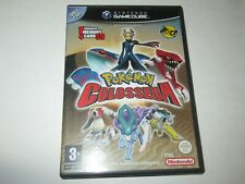 POKEMON COLOSSEUM - Nintendo Gamecube PAL - CASE ONLY