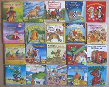 ?20 Pixi Bücher - bunte Auswahl - Tiere/Pferde/Pony/Gute-Nacht-Geschichten ?
