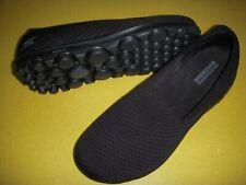 Skechers GO-Walk Classic-Favorite Stretch Slip-On Shoes Women's 9 M Black 9M