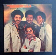 THE ORIGINALS - GAME CALLED LOVE - ULTRA RARE 1974 US PROMO LP - FUNK / SOUL