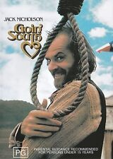 Goin' South DVD  BRAND NEW SEALED Jack Nicholson Region 4 FREE POSTAGE