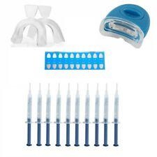 10x Zahnbleaching Paket Bleaching Gel Set, Zahnweiß Zahnaufhellung