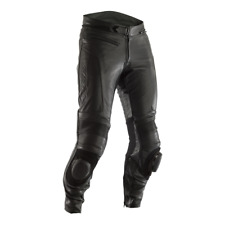 RST GT CE MENS LEATHER MOTORCYCLE JEAN BLACK 38 2291