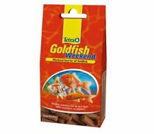 Tetra Tetrafin Goldfish Weekend Food Sticks Holiday Vacation Food 10 Sticks