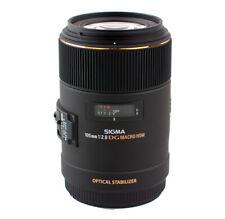 Sigma EX 105mm 2.8 DG OS HSM Macro Sony Alpha Ausstellungsstück OVP #0876